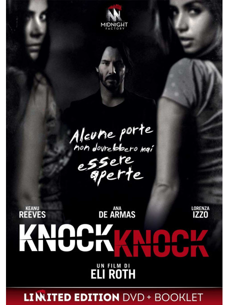 Knock Knock (Ltd) (Dvd+Booklet)