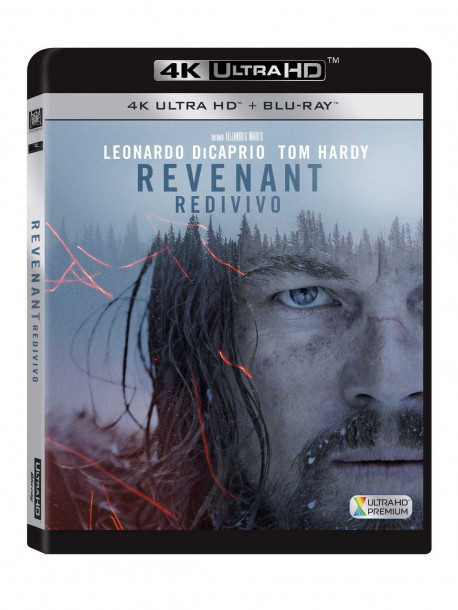 Revenant - Redivivo (Blu-Ray 4K Ultra HD+Blu-Ray)