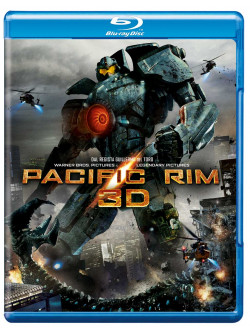 Pacific Rim (3D) (Blu-Ray 3D)