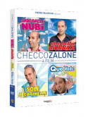 Checco Zalone 4 Film Collection (4 Dvd)