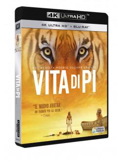 Vita Di Pi (Blu-Ray 4K Ultra HD+Blu-Ray)