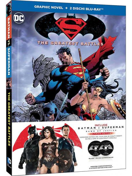 Batman V Superman - Dawn Of Justice (2 Blu-Ray+Graphic Novel)