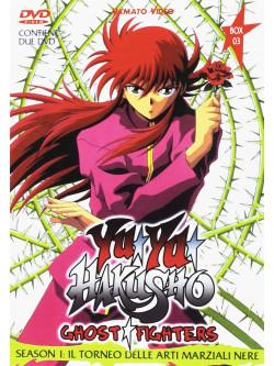 Yu Yu Hakusho - Ghost Fighters Box 03 (Eps 29-42) (2 Dvd)
