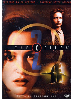 X Files - Stagione 02 (7 Dvd)