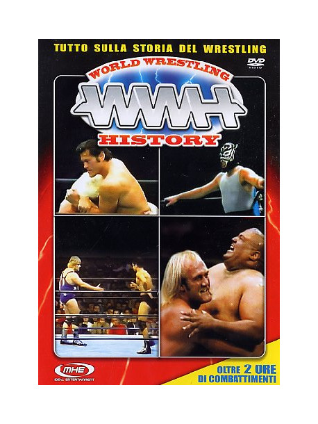Wrestling - World Wrestling History 05