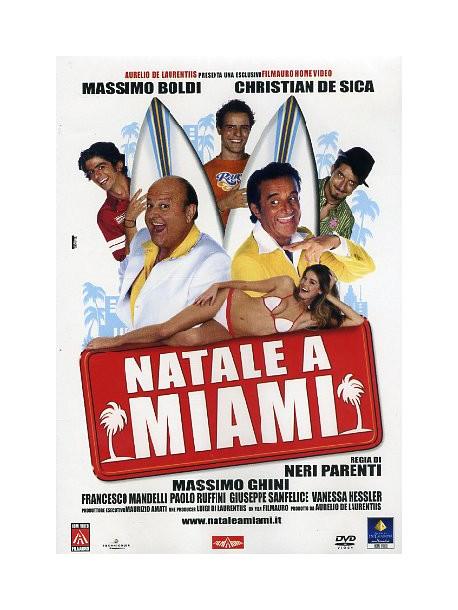 Natale A Miami