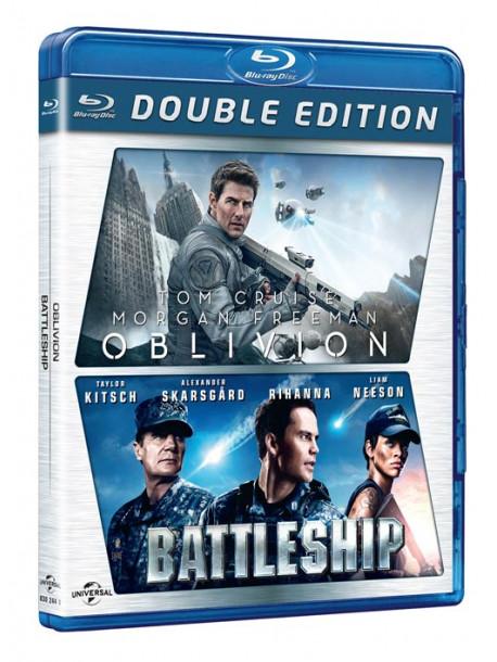 Oblivion / Battleship (2 Blu-Ray)