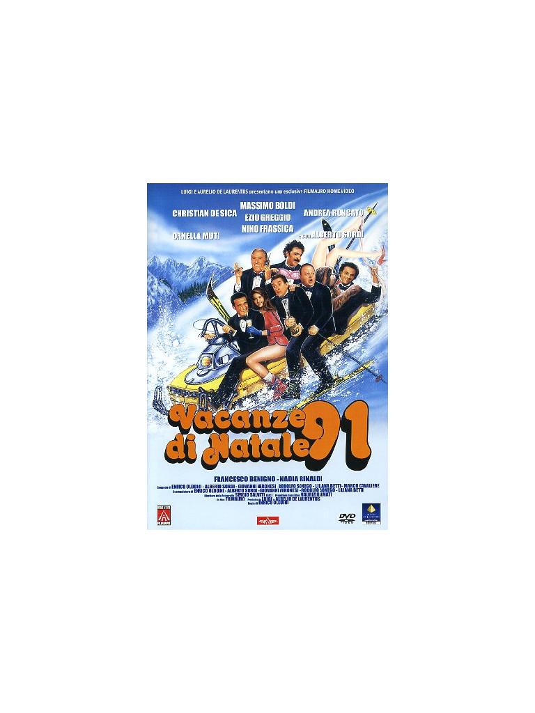 Vacanze Di Natale 91 - DVD.it
