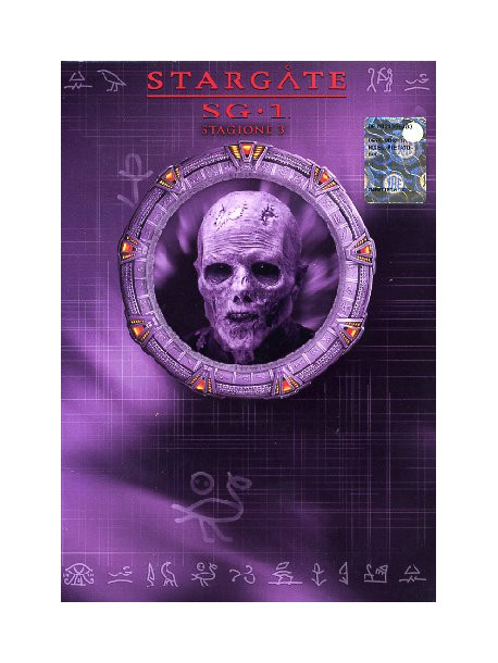 Stargate Sg-1 - Stagione 03 (6 Dvd)