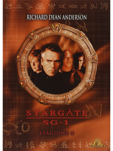 Stargate Sg-1 - Stagione 04 (6 Dvd)