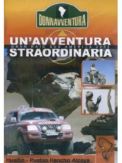 Donnavventura 03 - Hualfin / Pueblo Rancho Alcaya