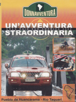 Donnavventura 05 - Pueblo Di Huancarama / Rio Taquari