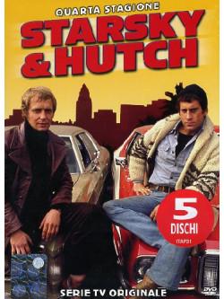 Starsky & Hutch - Stagione 04 (5 Dvd)