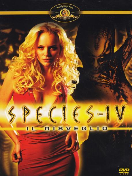Species 4 - Il Risveglio