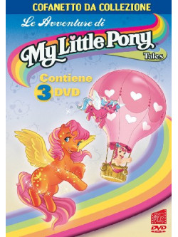 My Little Pony Tales Box 02 (3 Dvd)