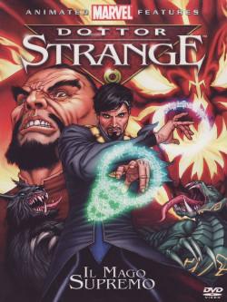 Dottor Strange - Il Mago Supremo (Dvd+Gadget)