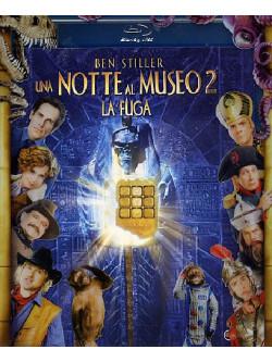 Notte Al Museo 2 (Una) - La Fuga (Blu-Ray+Dvd)