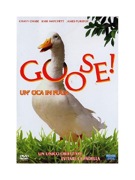 Goose! - Un'Oca In Fuga