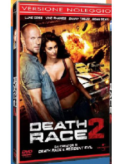 Death Race 2 (Ex Rental)