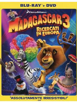 Madagascar 3 - Ricercati In Europa (Blu Ray+Dvd)