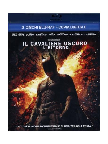 Cavaliere Oscuro (Il) - Il Ritorno (2 Blu-Ray+Copia Digitale)