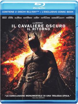 Cavaliere Oscuro (Il) - Il Ritorno (2 Blu-Ray+Comic Book)