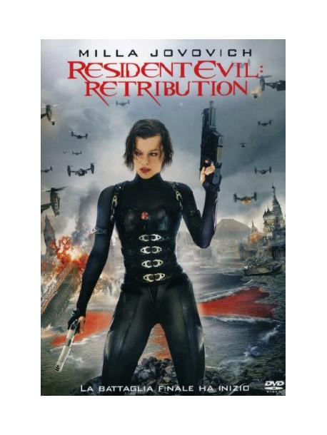 Resident Evil - Retribution
