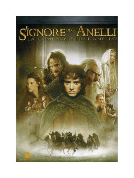 Signore Degli Anelli (Il) - La Compagnia Dell'Anello (2 Dvd)