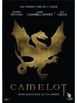 Camelot (Ltd) (4 Dvd+Postcards)
