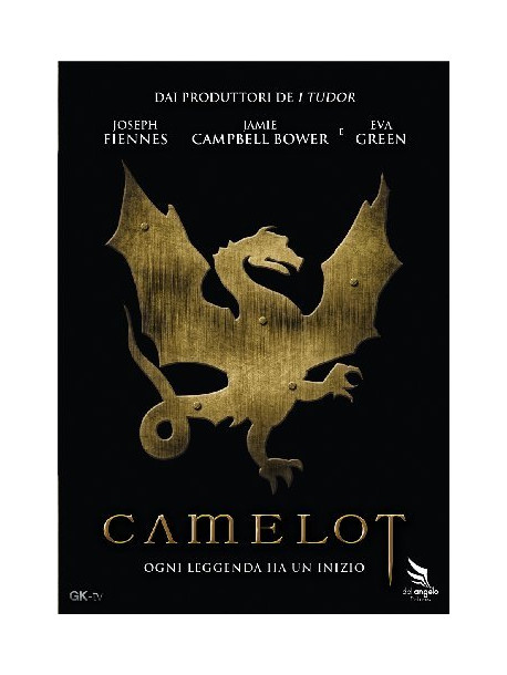 Camelot (Ltd) (4 Dvd+Postcards)