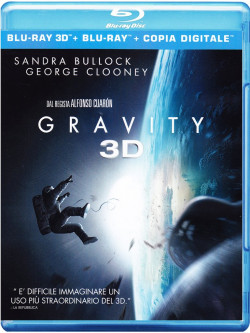 Gravity (Blu-Ray 3D+Blu-Ray+Copia Digitale)