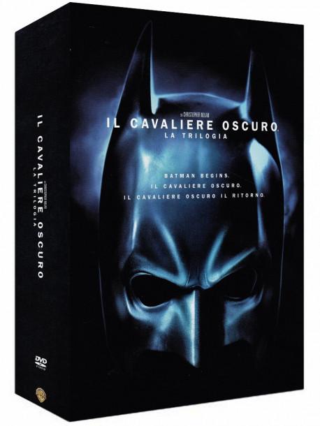 Cavaliere Oscuro (Il) - Trilogia (3 Dvd)
