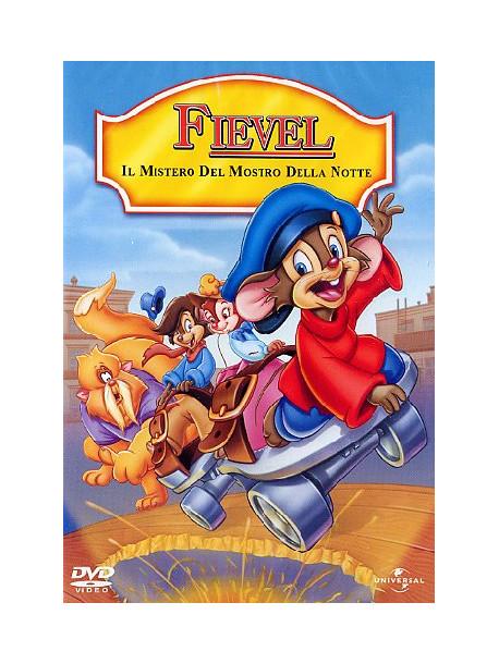 Fievel 04 - Il Mistero Del Mostro Della Notte