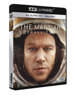 Sopravvissuto - The Martian (Blu-Ray Ultra HD 4K+Blu-Ray)