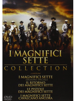 Magnifici Sette (I) Collection (4 Dvd)