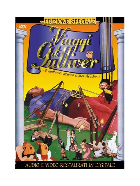 Viaggi Di Gulliver (I) (1939) (SE)