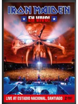 Iron Maiden - En Vivo! (2 Dvd)