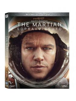 Sopravvissuto - The Martian (3D) (Blu-Ray 3D+Blu-Ray)
