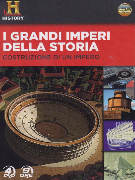 Grandi Imperi Della Storia (I) (4 Dvd+Booklet)