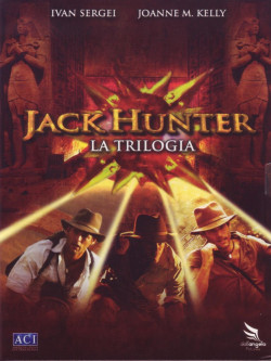 Jack Hunter - La Trilogia (3 Dvd)