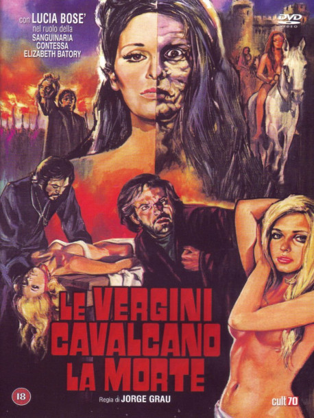 Vergini Cavalcano La Morte (Le)