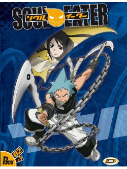 Soul Eater Box 02 (Eps 18-34) (3 Dvd)
