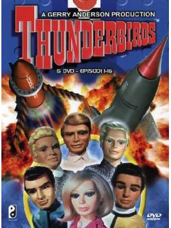 Thunderbirds Box 01 (Eps 01-16) (6 Dvd)