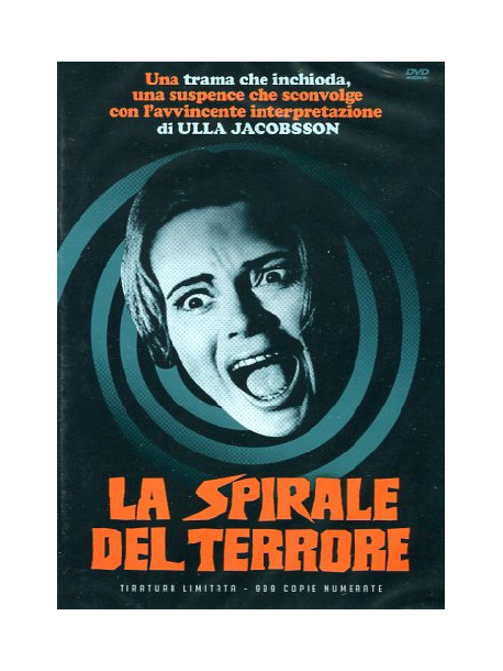 Spirale Del Terrore (La) (Ed. Limitata E Numerata)