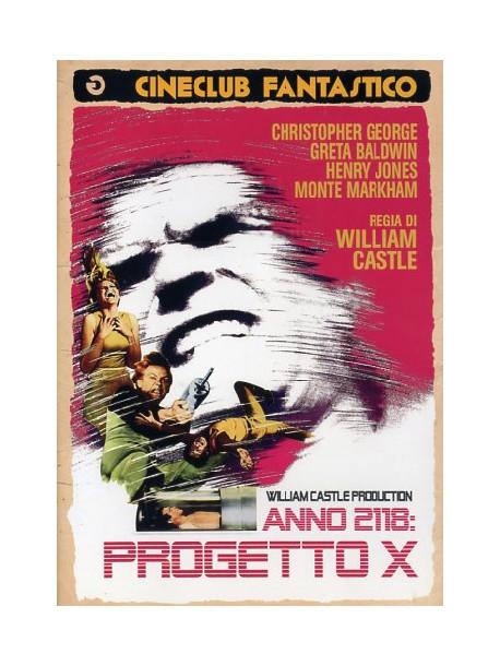 Anno 2118 Progetto X