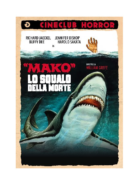 Mako Lo Squalo Della Morte Dvd It