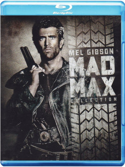 Mad Max - Trilogia (3 Blu-Ray)