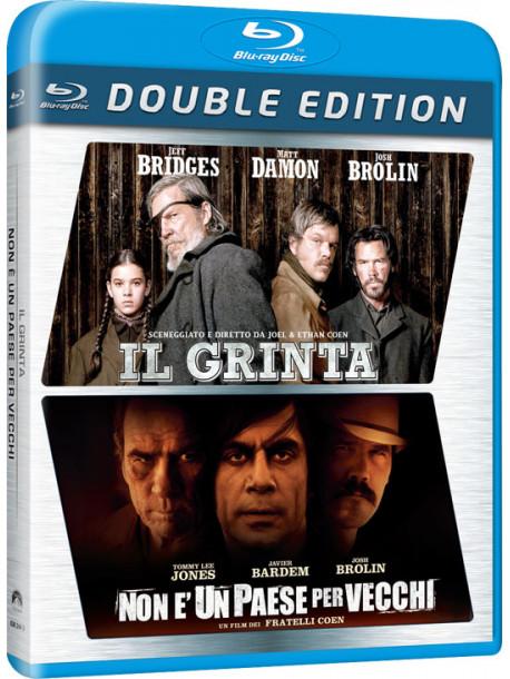 Grinta (Il) / Non E' Un Paese Per Vecchi (2 Blu-Ray)