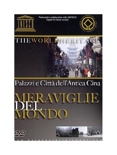 Meraviglie Del Mondo 01 - Palazzi E Citta' Dell'Antica Cina