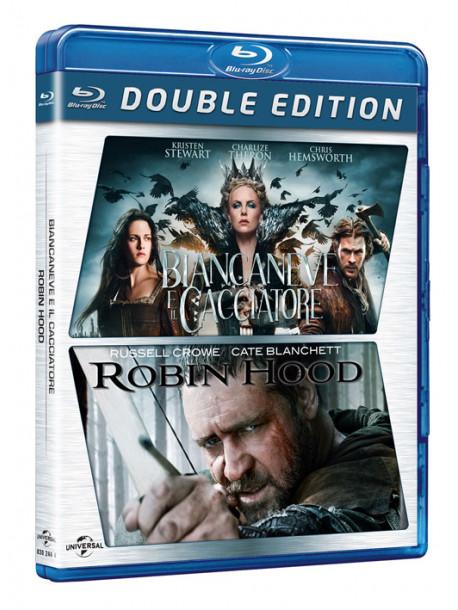 Biancaneve E Il Cacciatore / Robin Hood (2010) (2 Blu-Ray)